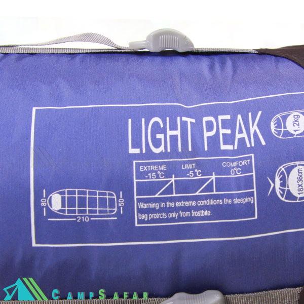 کیسه خواب کوهنوردی طرح دیوتر مدل Light Peak II