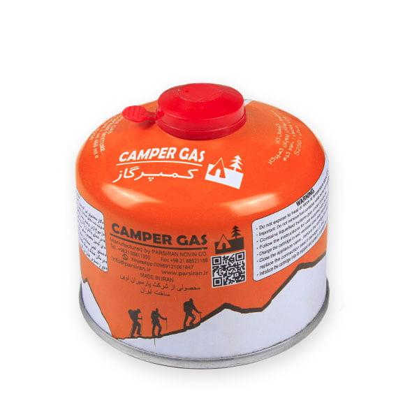 کپسول گاز کوهنوردی کمپر گاز مدل S250
