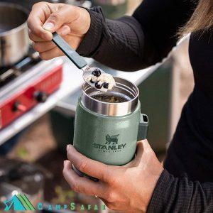 فلاسک غذای استنلی مدل + FOOD JAR