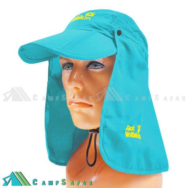 کلاه کوهنوردی سه تکه جک ولف jack Wolfskin