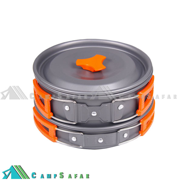 ست غذاخوری کوهنوردی Cooking Set DS308