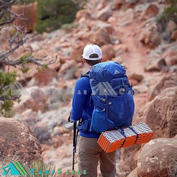 زیرانداز کوهنوردی آکاردئونی Sunny مدل DC0179
