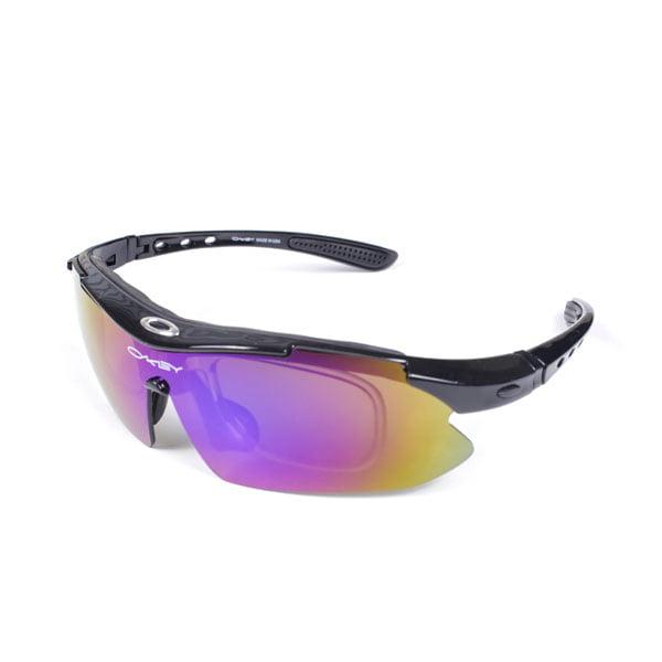 عینک کوهنوردی اوکلی Oakley مدل Eaglet King