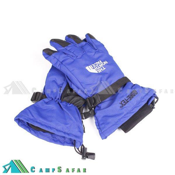 دستکش دوپوش کوهنوردی نورث فیس مدل GTX
