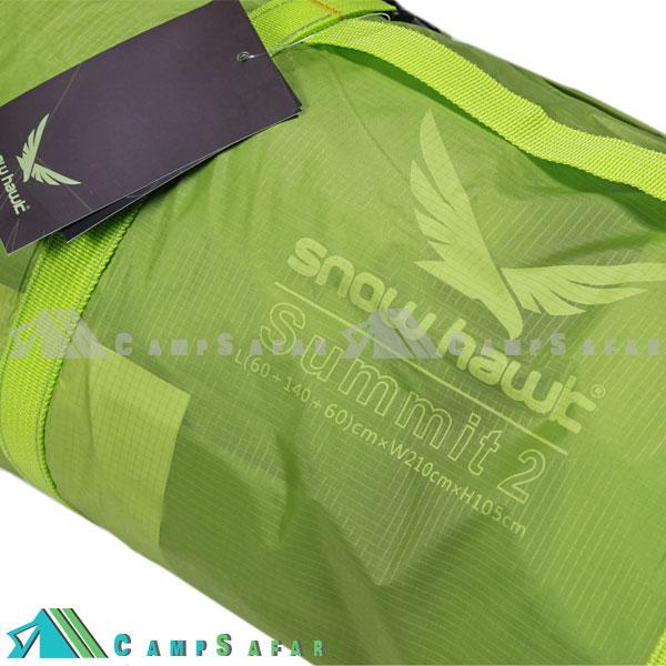 چادر کوهنوردی اسنوهاوک مدل سامیت Summit 2 دوپوش سبز