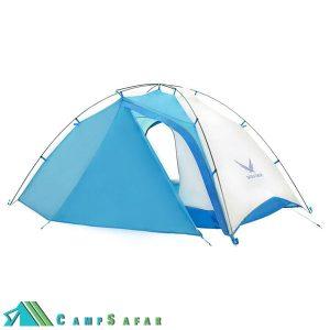 چادر کوهنوردی اسنوهاوک مدل سامیت Summit 2 دوپوش آبی