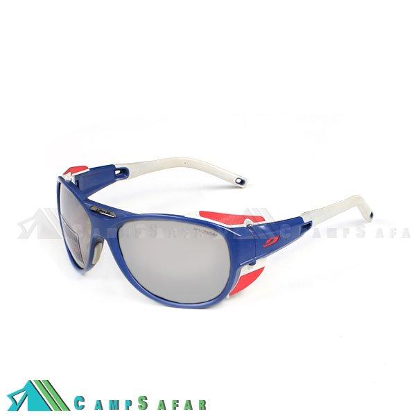 عینک کوهنوردی جولبو مدل Explorer 0.2 Spectron آبی قرمز