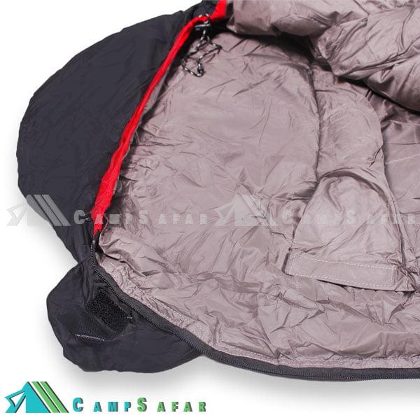 کیسه خواب کوهنوردی کله گاوی Pekynew 700N قرمز
