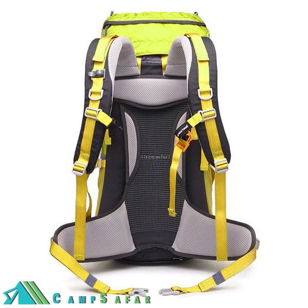 کوله پشتی کوهنوردی اسنوهاوک Sirwan 36L زرد