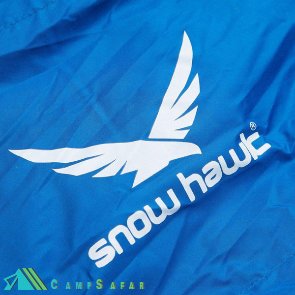 کیسه خواب کوهنوردی اسنوهاوک مدل Zagros 600 آبی