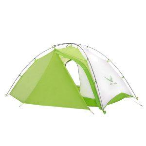 چادر کوهنوردی اسنوهاوک مدل سامیت Summit دوپوش سبز